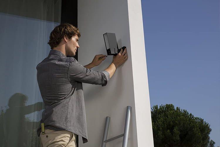 Es gibt viele Möglichkeiten Außenkameras zu befestigen