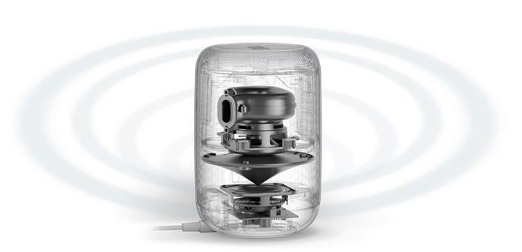 Im Sony Speaker LF-S50G steckt unter anderem ein zweistufiger Diffusor