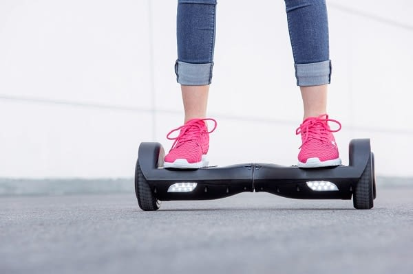 Hama macht jetzt auch Hoverboards