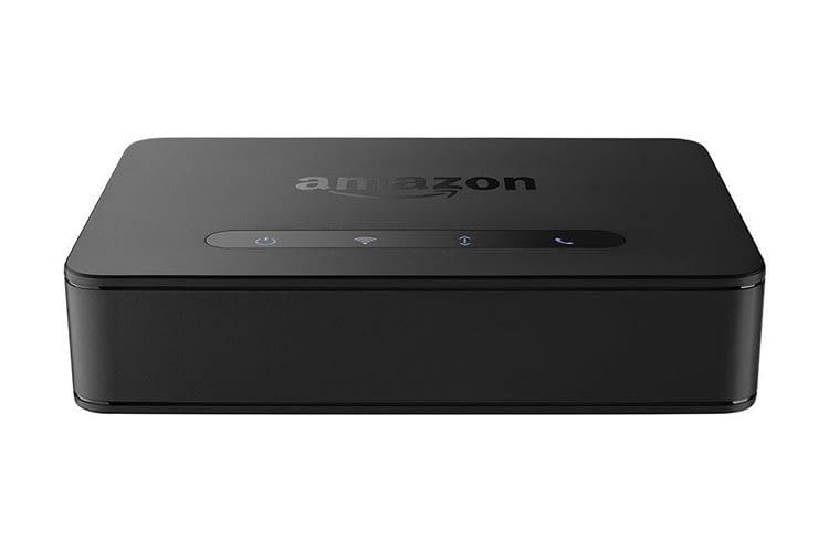 Die Amazon Echo Connect Box verbindet Echo Lautsprecher mit dem Festnetz
