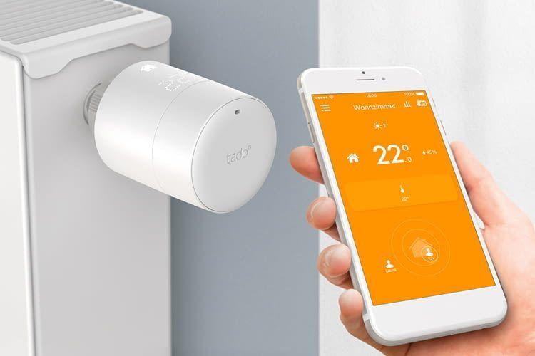 Thermostate von tado° sind geofencing-fähig und erkennen automatisch, ob jemand Zuhause ist