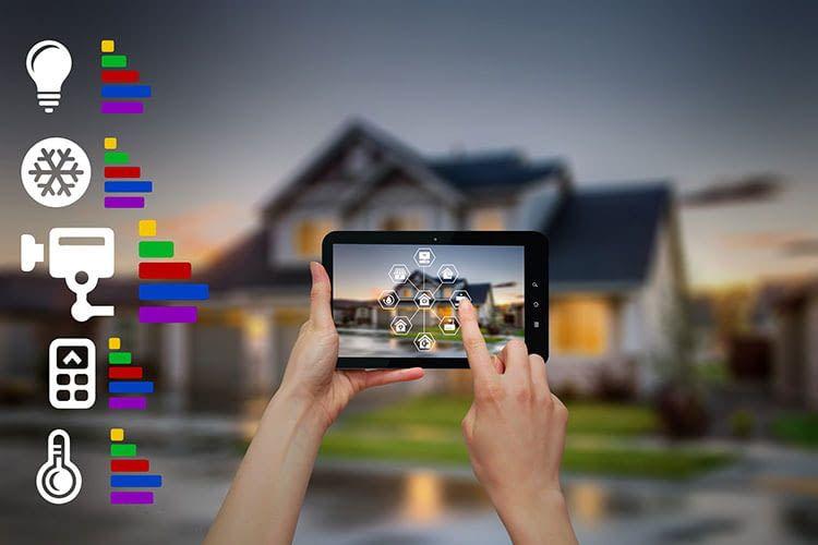 Das Smart Home der Zukunft könnte sich durch eine Integration verschiedener Lebensbereiche verwirklichen