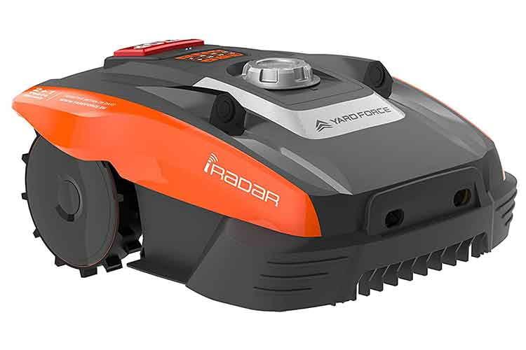 Yard Force 280R ist ein Einsteiger-Mähroboter für kleine Arbeitsflächen bis 300 Quadratmeter
