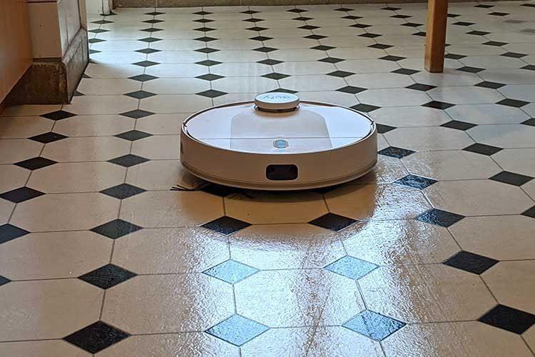 eufy RoboVac L70 Hybrid von Anker - das Modell konnte im Test überzeugen