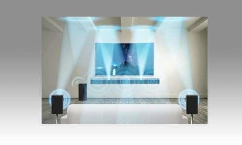 Soundsystem von Samsung @Samsung