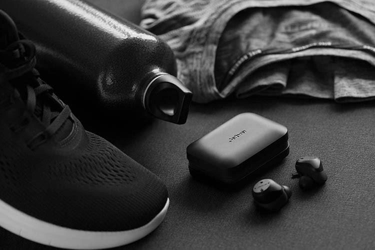 Immun gegen Schweiß und Wasser: Bluetooth-In-Ear-Kopfhörer Jabra Elite Sport