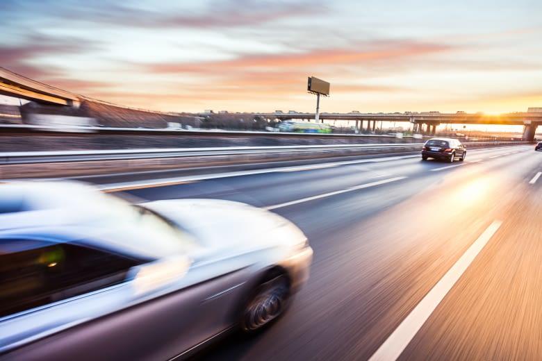 Connected cars gehört die Zukunft