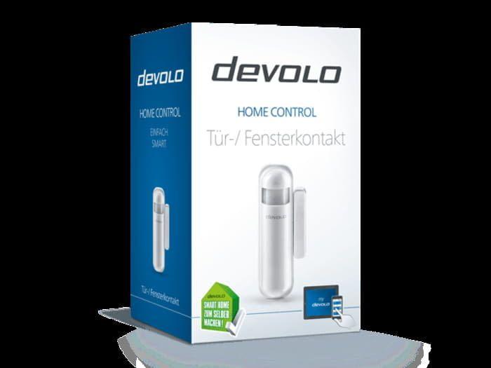 devolo Home Control Tür-/ Fensterkontakt