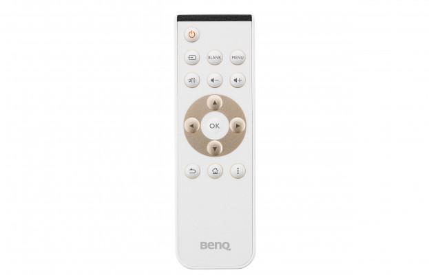 BenQ i500 - die Fernbedienung zum Projektor