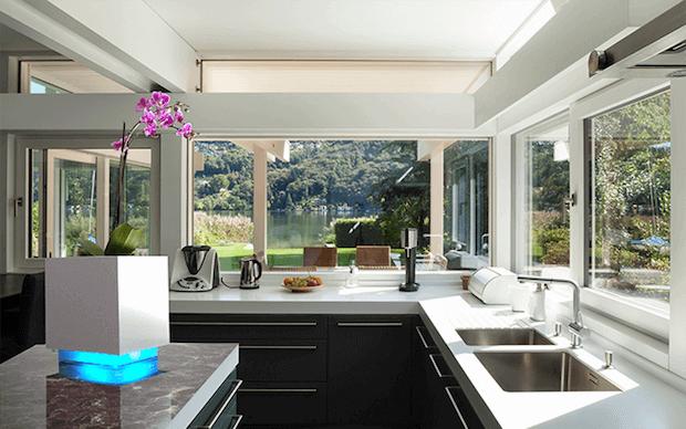 Mindy - die Wi-Fi Vase für das IoT-Smart Home