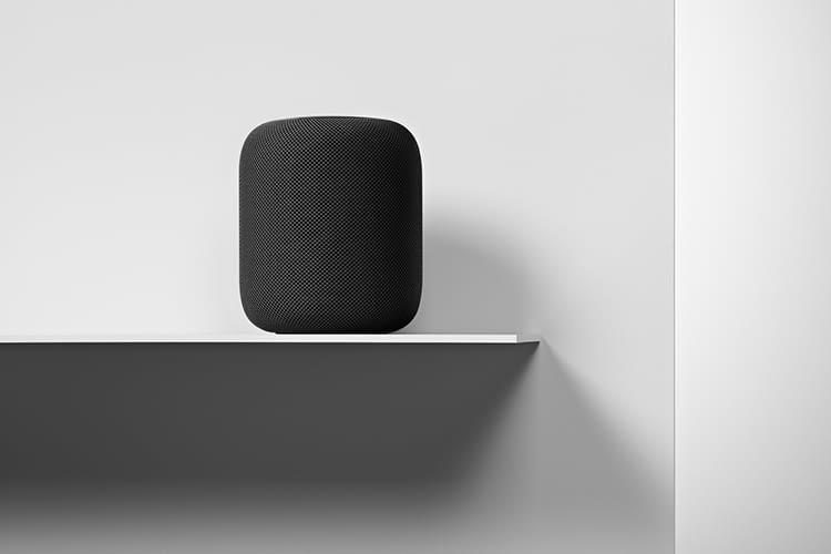 Apples intelligenter Lautsprecher HomePod hat seinen festen Platz im Apple-Universum gefunden