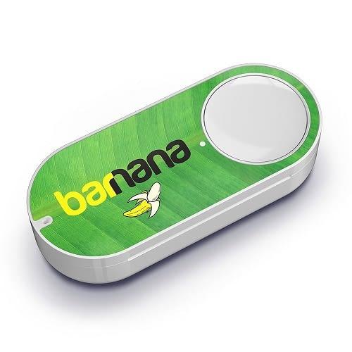 Bananas Dash Button liefert getrocknete Bananen