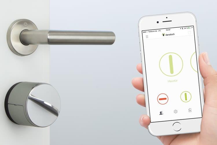 Danalock ist IFTTT kompatibel und eröffnet damit viele Verbindungen zum Smart Home