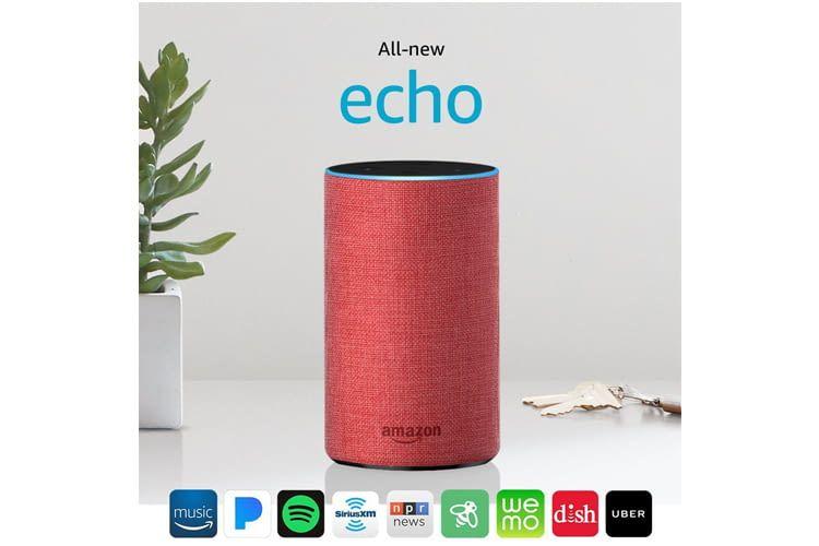 Alle Echo-Lautsprecher können mit den gleichen Geräten genutzt werden
