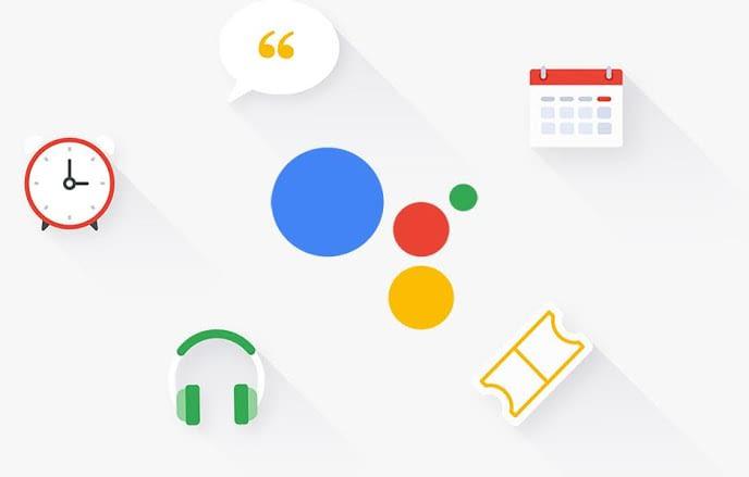 Überblick: Google Actions machen Anwendungen von Drittanbietern für Google Home zugänglich