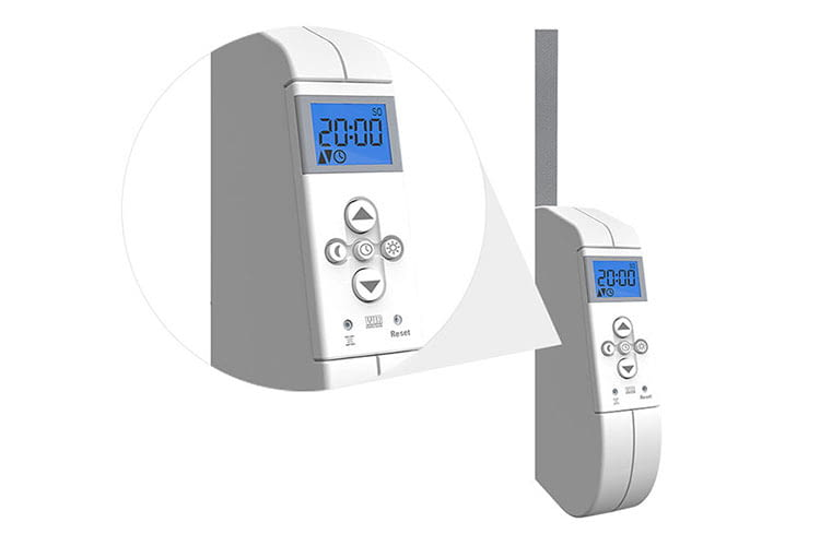 WIR eWICKLER Comfort eW920-M ist ein unkompliziert bedienbarer und starker Aufputz Schwenkwickler