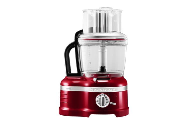 KitchenAid Artisan 5KFP1644ECA ist in den Farben Créme, Schwarz oder Rot erhältlich
