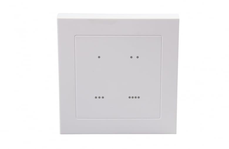 Smart Home Szenario-Schalter SSW-S1 mit LED-Anzeige