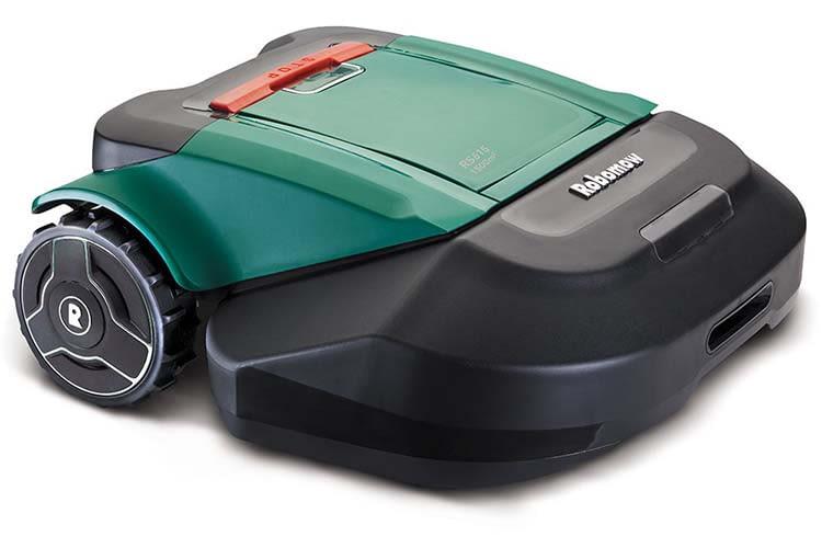 Robomow RS615u ist ein bewährter Rasenroboter für große Gärten, der im Handel zum Schnäppchenpreis erhältlich ist