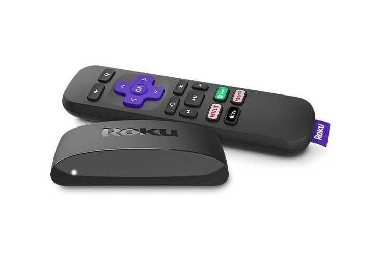 Roku Express 4K ist ein besonders günstiger Streaming-Stick, die Lautstärke am TV lässt sich mit der Remote leider nicht regeln