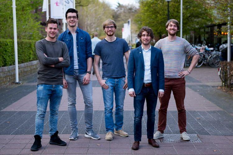 Das Team hinter der 3D-AR-Lösung