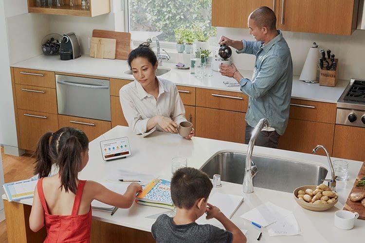 Google Home Hub: Mittelpunkt der Smart Home-Familie