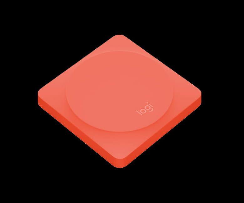 Logitech Pop Home Switch Lichtschalter - rot