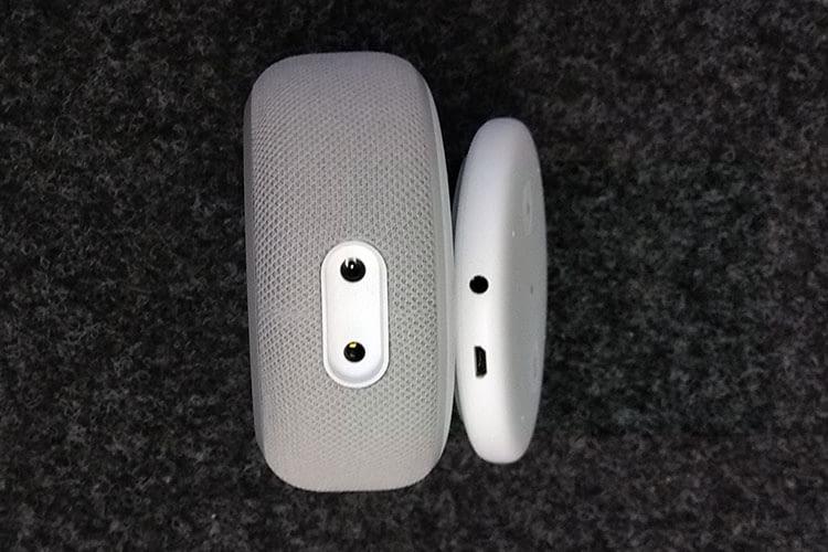 Amazon Echo Dot und Echo Input verfügen beide über eine AUX-Schnittstelle