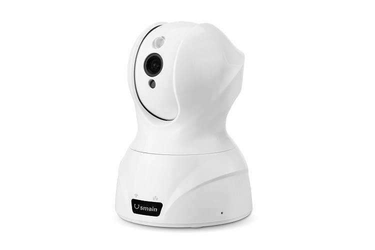 Dank Zwei-Wege-Audio ist die Usmain Kamera auch als Sprechanlage nutzbar