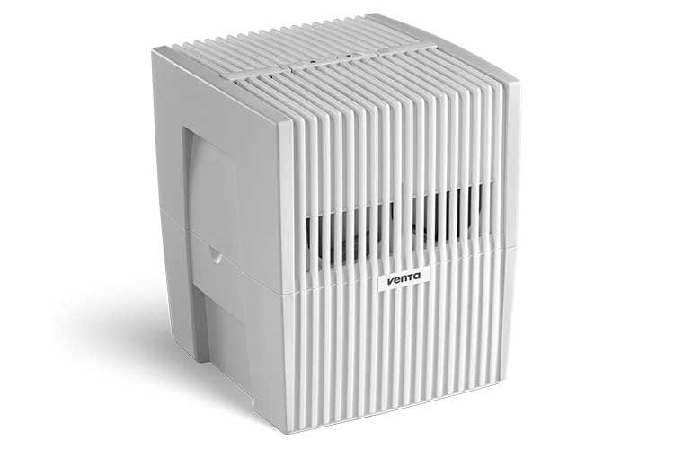 Der Luftbefeuchter Venta Original LW15 kommt ohne Filter aus