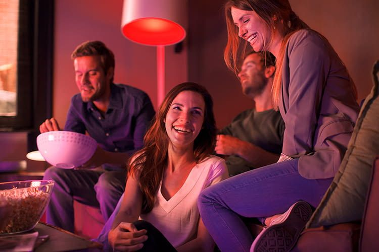 Philips Hue Labs sorgt für Abwechlung und neue Effekte mit dem Philips Hue Ambiance Lichtsystem