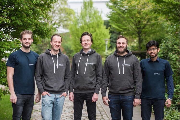 Das Team von Breeze Technologies setzt sich für bessere Luftqualität ein