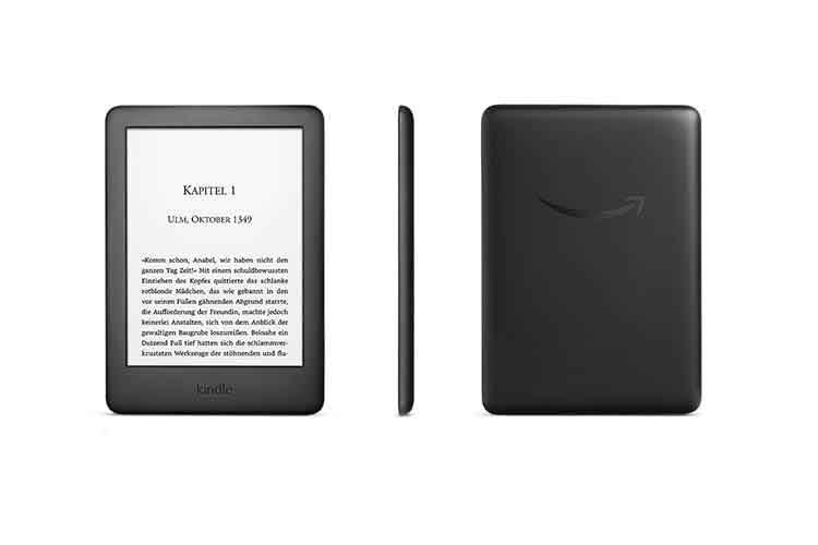 Amazon Kindle Paperwhite ist wasserdicht und ist eine tragbare Bibliothek für Bücherfreunde