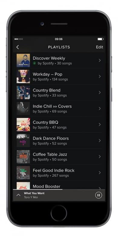 Spotify ist der meistgenutzte Streamingdienst für Musik, dennoch kommt das Unternehmen nicht aus den roten Zahlen