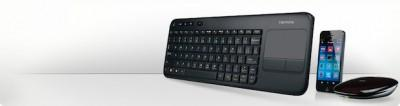 Logitech Harmony Smart Keyboard