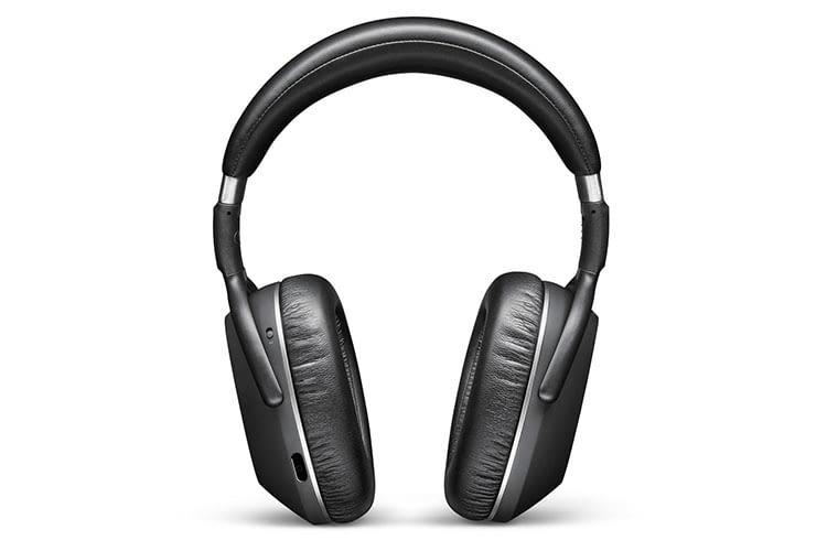 Wiegt nur 227 Gramm: Sennheiser PXC 550 Bluetooth-Kopfhörer