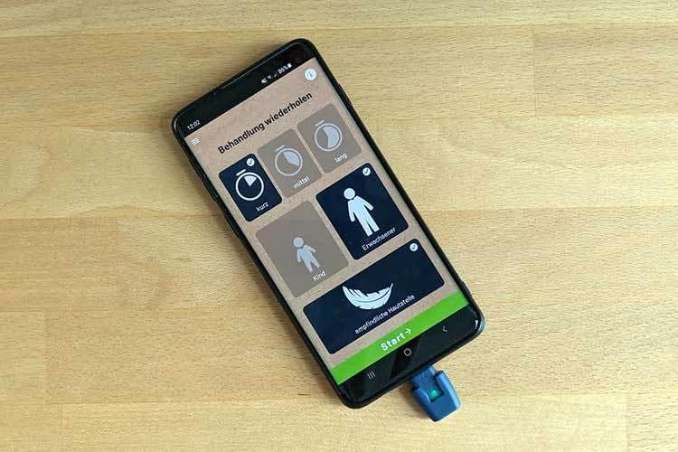 Per heat_it App können Nutzer bei Stichen schnell handeln und nötige Einstellungen vornehmen