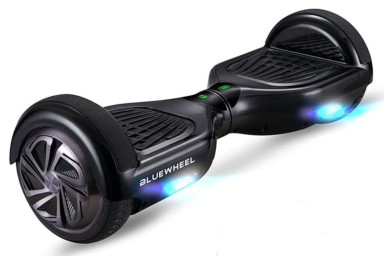 bluewheel hx310s im test berblick 2018 das power hoverboard. Black Bedroom Furniture Sets. Home Design Ideas