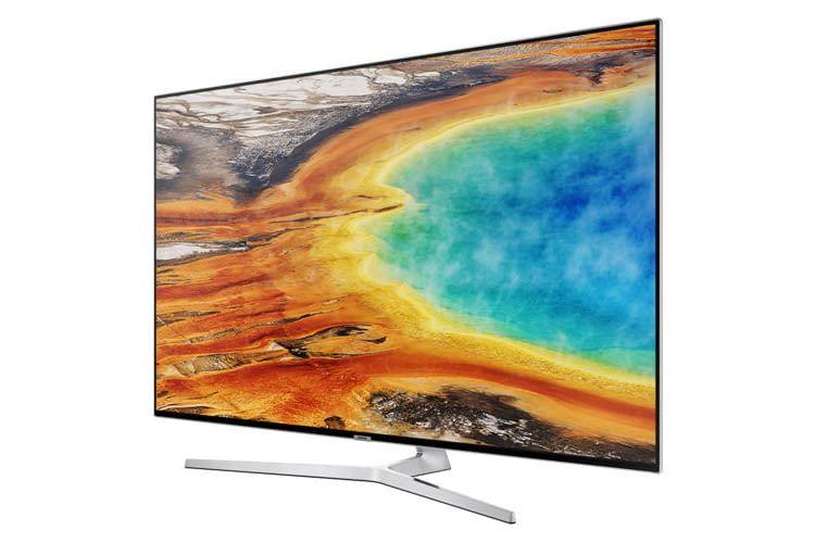 Ein Smart TV der Extraklasse - der Samsung MU8009 mit 55 Zoll Bildschirm