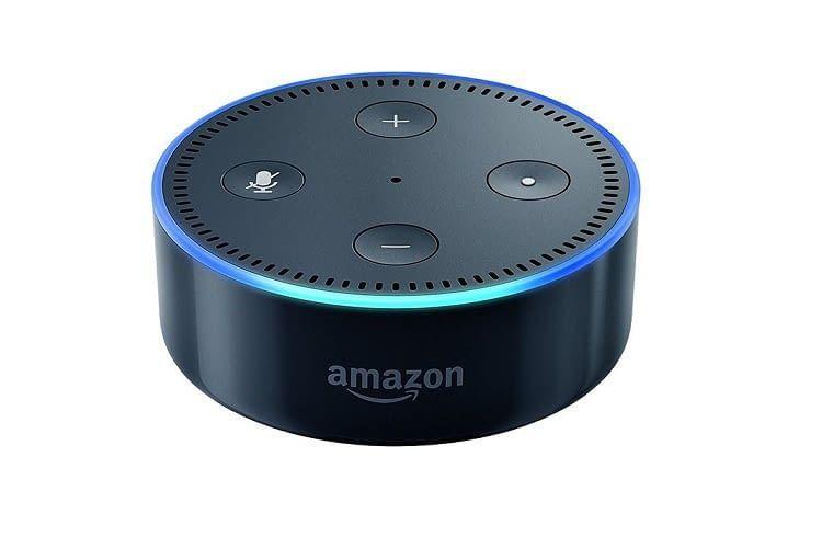 Auch über den kleinen Amazon Echo Dot lassen sich via Alexa Kalender per Sprachsteuerung verwalten