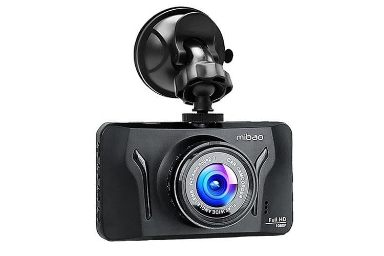 Die Mibao Dashcam Full HD 1080P richtet sich an Sparfüchse, die auf GPS verzichten können