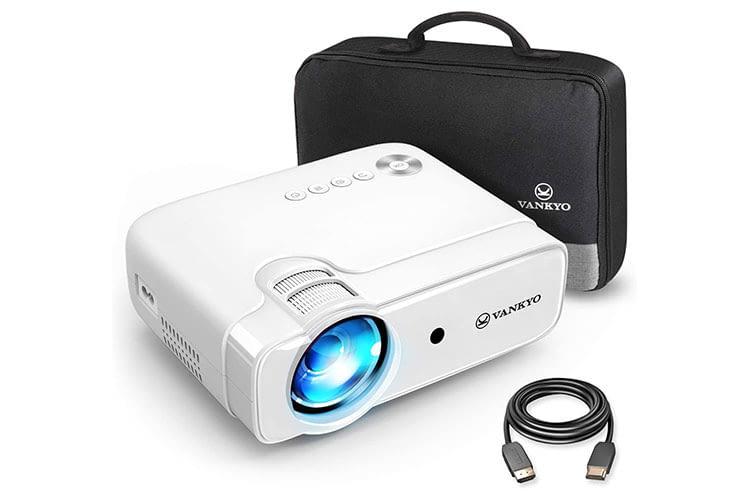 Vankyo Leisure 430 Mini Beamer bietet einen günstigen Einstieg ins HD-Ready-Heimkino-Erlebnis