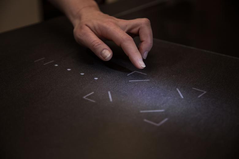 Touch Stone Steuerung im Detail