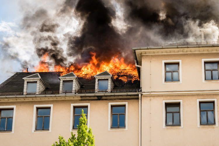 Immer noch kommt es durch Vernachlässigung der Rauchmelderpflicht zu vielen Bränden