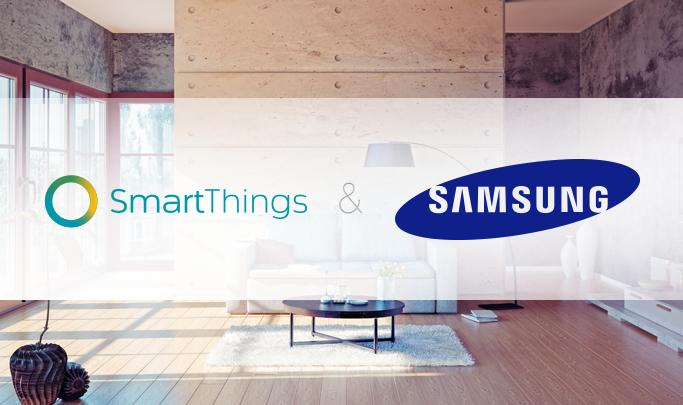 Smartthings und Samsung