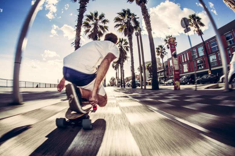 Der Mellow Drive etabliert das Surfen auf der Straße