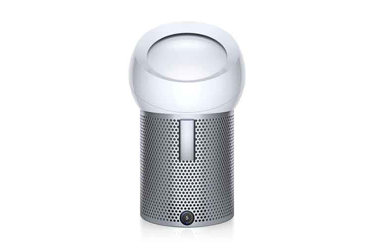 Dyson Pure Cool Me ist ein Luftreiniger mit HEPA- und Aktivkohle-Filter sowie Ventilator-Funktion