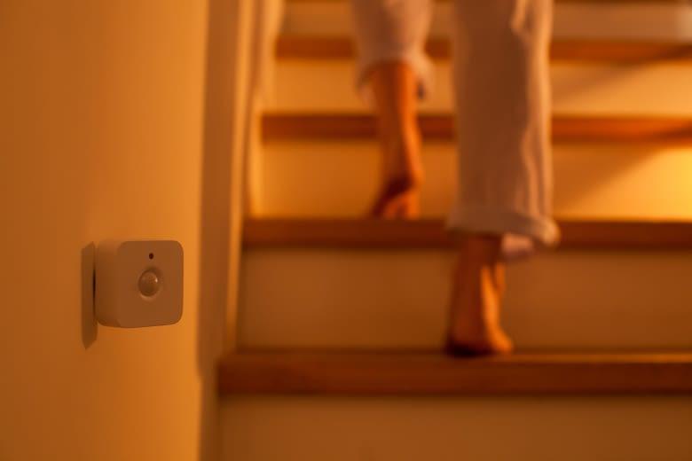 Sensor couple: Bewegungsmelder-Lösung für große Räume