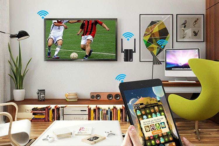 Der WLAN-Repeater Dootoper N300 bringt das Internet in entlegene Zimmer