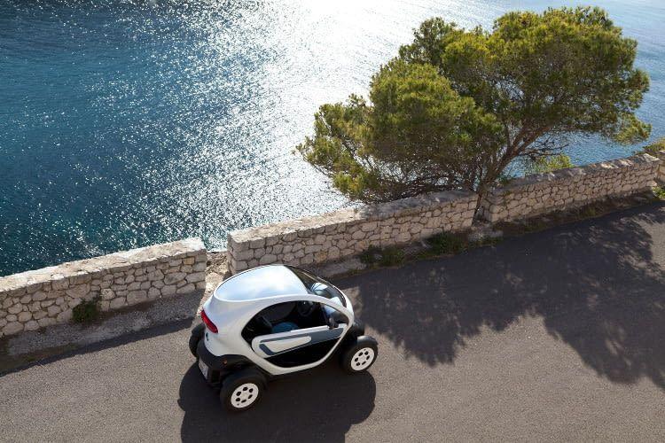 Der Renault Twizy ist der perfekte Roller-Ersatz